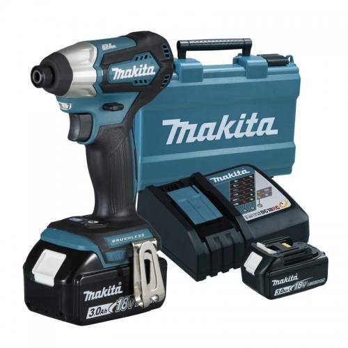 Atornillador Impacto Inalámbrico 140 Nm Makita DTD155RFE