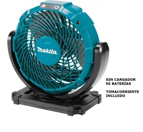 Ventilador Inalámbrico Makita CF100DZ