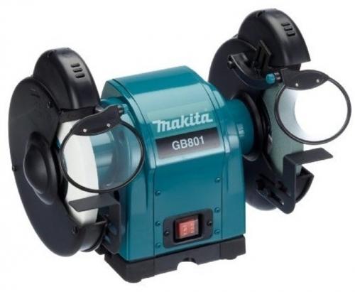 Esmeril De Banco 550w Makita 205mm (8) GB801