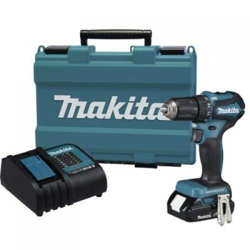 Taladro Atornillador 18v Inalámbrico 40 Nm Makita DDF483SY