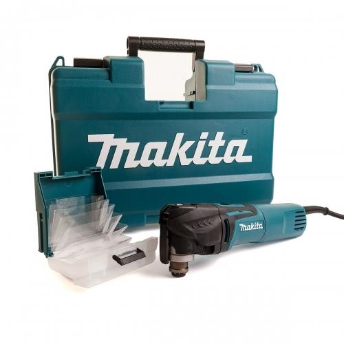 Multiherramienta 320W Makita TM3010CX5