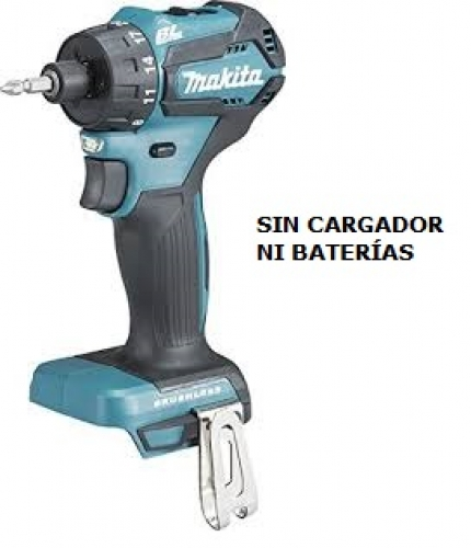 Taladro Atornillador 40 Nm Inalámbrico18V Makita DDF083Z