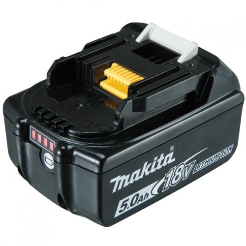 Batería 18V Makita Li-ion 5 Ah BL1850B (s/empaque) 632F15-1