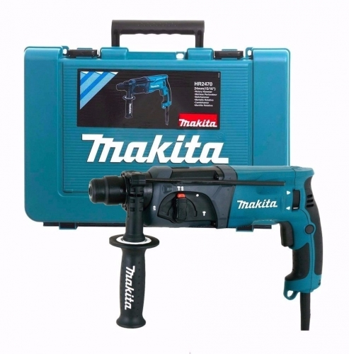 Rotomartillo 24mm Makita 780w HR2470 SDS-PLUS