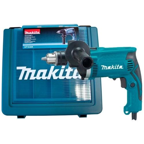Taladro Percutor 16mm Makita 710W HP1630K