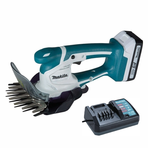 Tijera Césped Inalámbrica 160mm Makita UM603DWY
