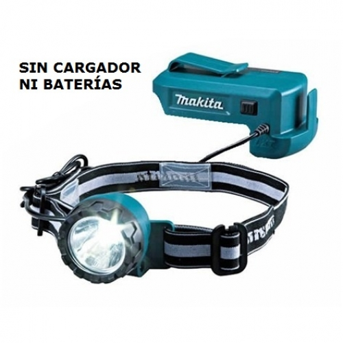 Linterna Led 18V Makita BML800