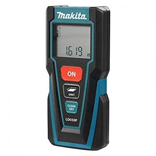 Medidor de Distancia Láser 30mts Makita LD030P