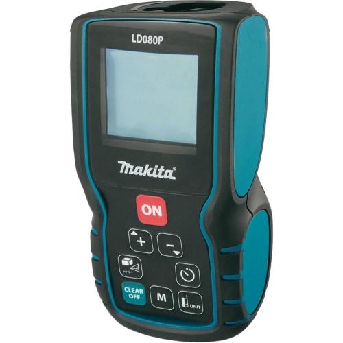 Medidor De Distancia Láser 80mts Makita LD080P