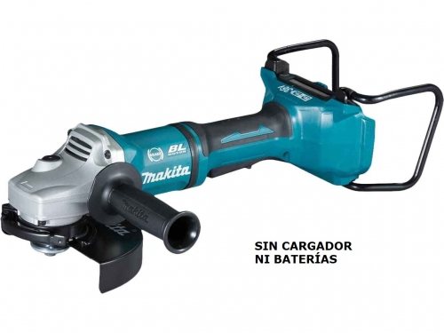 Esmeril Angular 180mm (7) Inalámbrico 36V Makita DGA700Z