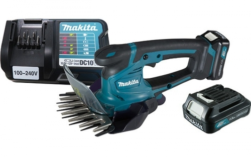 Tijera Césped Inalámbrica 160mm Makita UM600DWYE