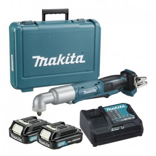 Atornillador Impacto Angular Inalámbrico 60 Nm Makita TL065DSAE