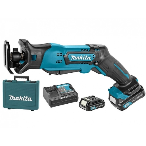 Sierra Sable Inalámbrica Makita JR103DSAE