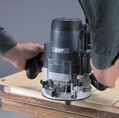 Fresadora 12mm (1/2) 1650W Makita M3600G