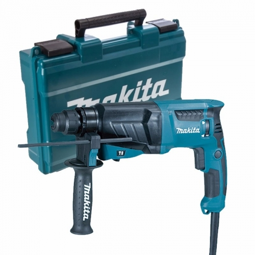 Rotomartillo 26mm Makita 800W HR2630 SDS-PLUS