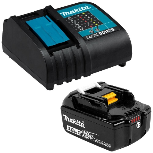Set Makita 18V Cargador Normal + Batería 3 Ah 199994-5