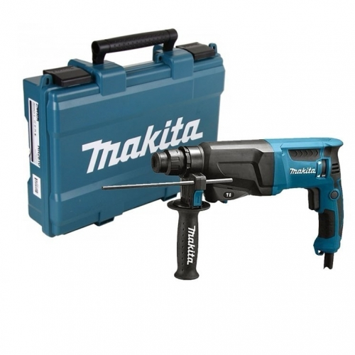 Rotomartillo 26mm Makita 800W HR2600 SDS-PLUS