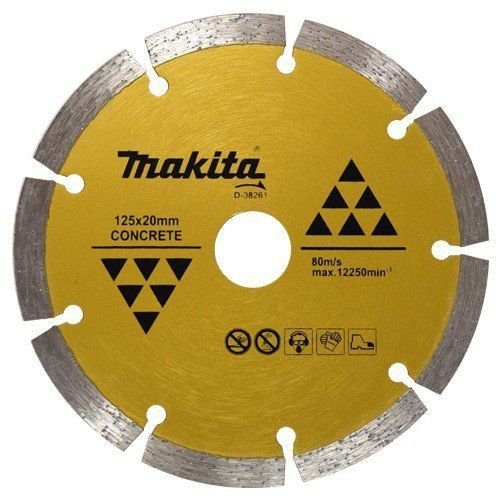 Disco Corte Concreto Para Makita 4100KB D-38261