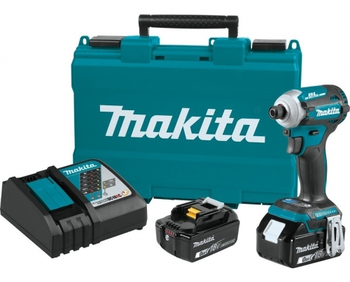 Atornillador Impacto 18v Inalámbrico 175 Nm Makita DTD170RFE