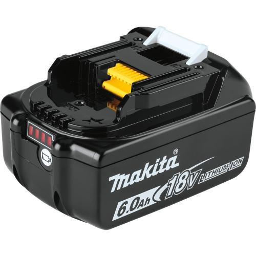 Batería 18V Makita Li-ion 6 Ah BL1860B (Empaque Caja)